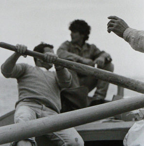 Françoise Nunez, Au large d'Alicudi, Italie, 1988
