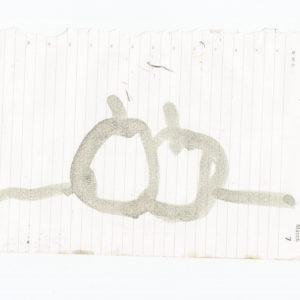 Patrick Sainton, Pommes & Circonstances, 2013 © The Artist